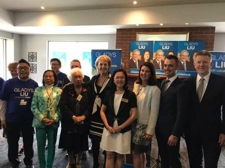 澳洲史上首位华裔女众议员诞生!祖籍潮州的她,登澳联邦国会!