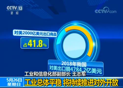 工信部副部長:中國芯片產業取得突破