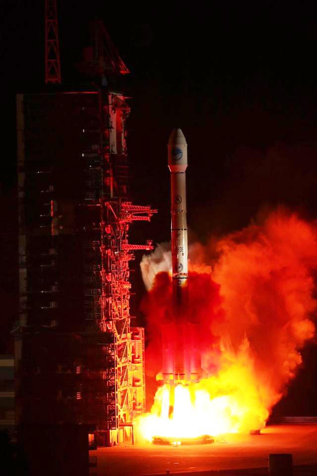 4月20日,我国在西昌卫星发射中心成功发射北斗导航系统第44颗卫星。