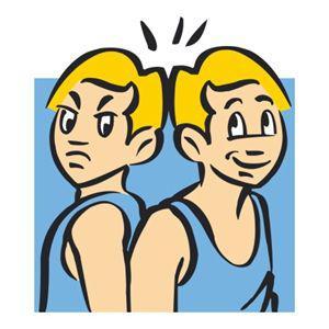 双子座和对象吵完架都会怎么解决