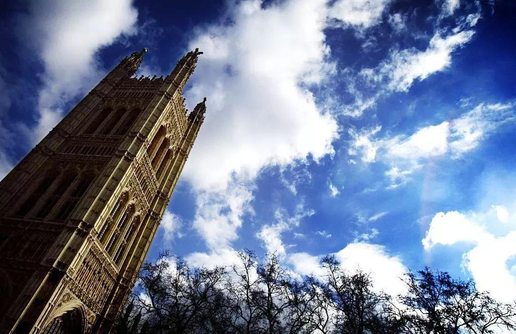 英国议会大厦。/视觉中国