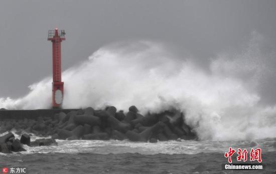 資料圖:日本千葉縣海域。 圖片來源:東方IC 版權作品 請勿轉載