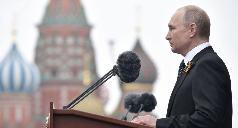 俄媒评选俄罗斯政治人物百强:普京继续排第一_德国新闻_德国中文网
