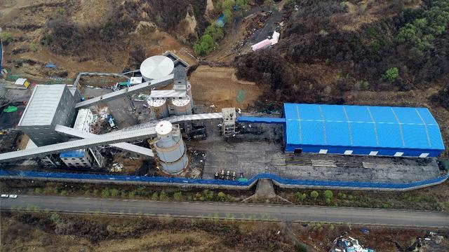 陽泉市上社二景、和諧煤業部分項目被指違法占地
