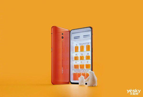 OPPO Reno珊瑚橙版