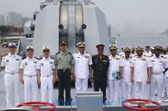 P625 图片来自斯里兰卡海军网