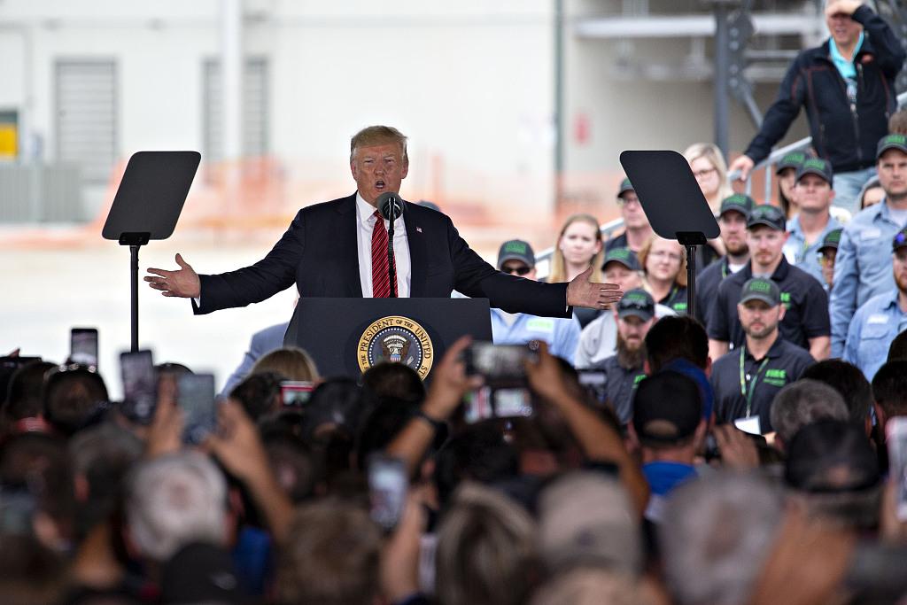 """特朗普拜登隔空互怼 爱荷华州成美国大选首个""""战场"""""""