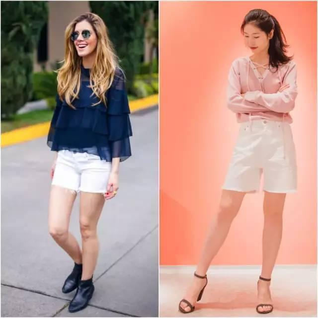 夏天穿牛仔裤太闷热?这里有三种清凉穿法