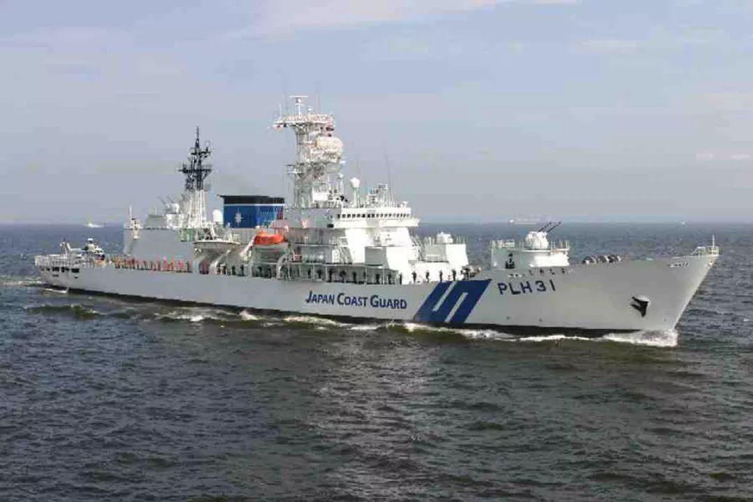 ▲图为敷岛级巡逻船