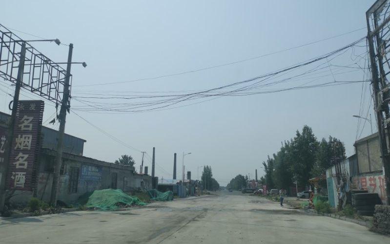 路面限宽已被拆除。