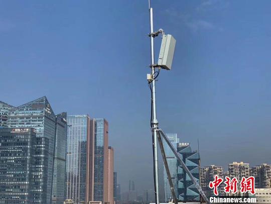 成都高新区年底前将建设超1500个5G基站