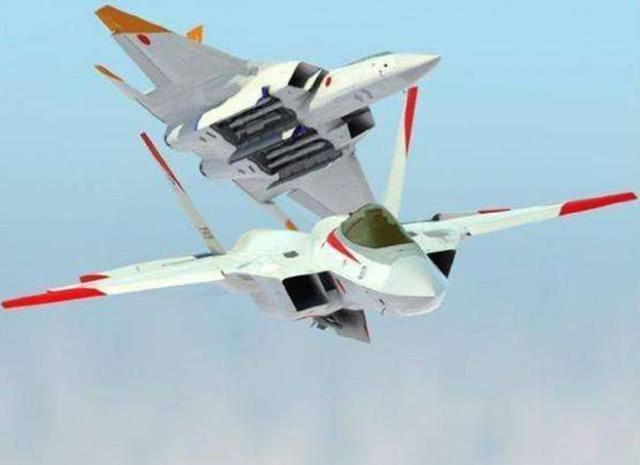 日本国产的F-3隐身战机的自主研发进度加快