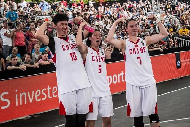 七战全胜挺进东京!中国女篮称霸世界!四朵金花太厉害了