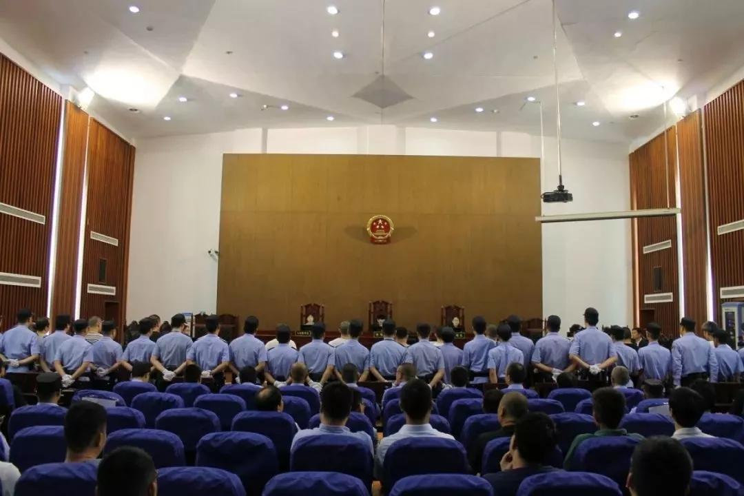 【重要案子信息发布】江阴市人民检察院提起公诉的徐景军等14人黑社会性质安排案一审宣判