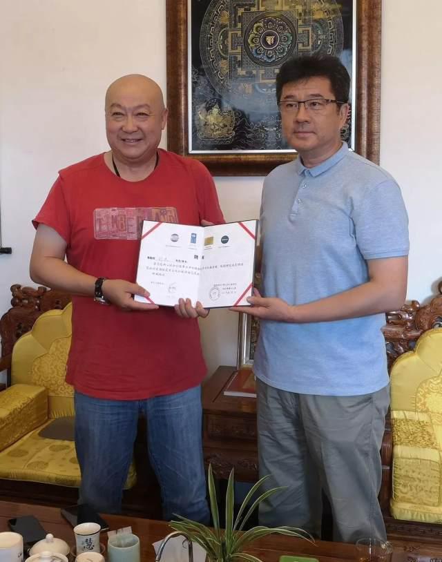 刘杰与李明均成为预灾联盟志愿者