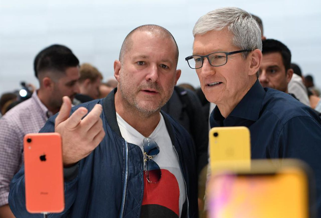 """苹果首席设计师将离职 伊夫的离职意味着苹果是去了""""设计的灵魂"""""""