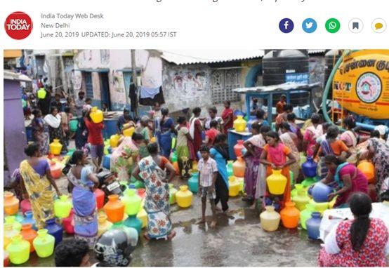 6亿人遭饮水危机 印度发展工业掣肘远不止这些