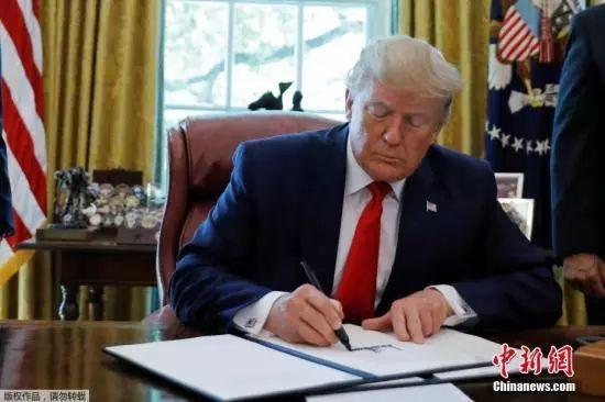 """美国百名""""中国通""""致信特朗普:敌视中国将适得其反"""