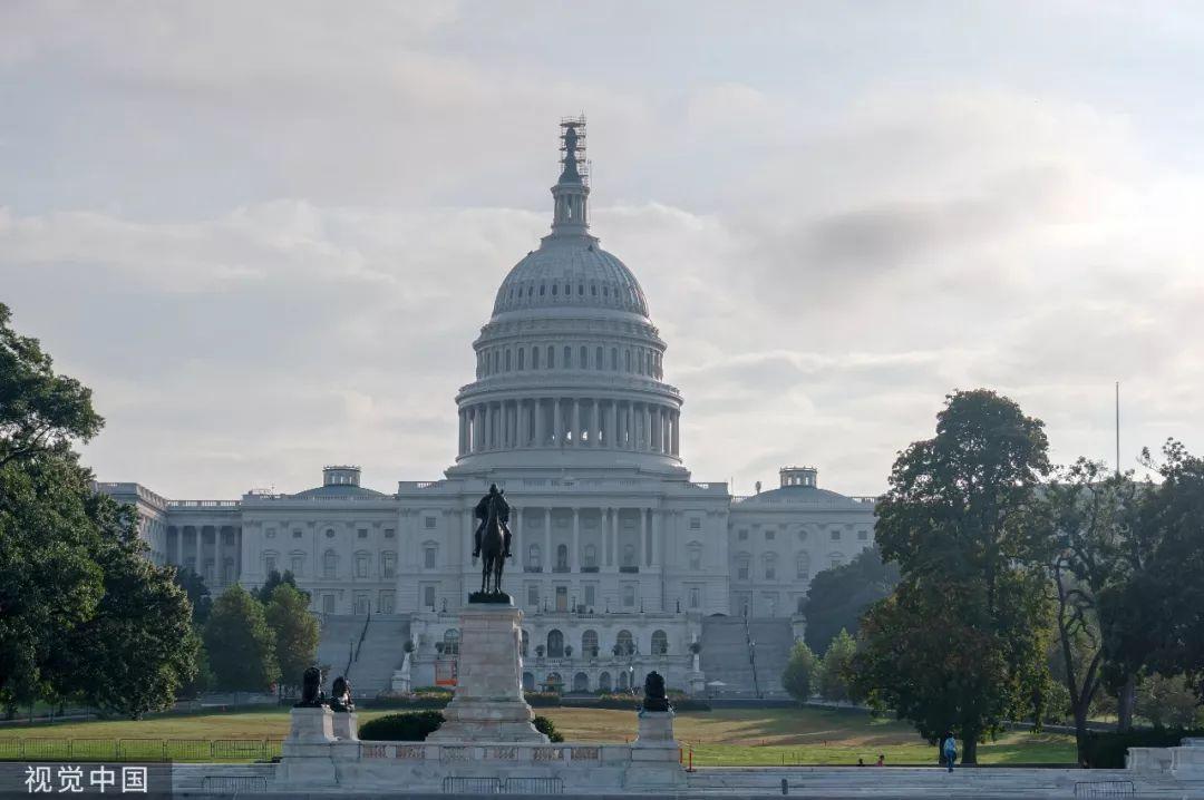 ▲美国国会大厦
