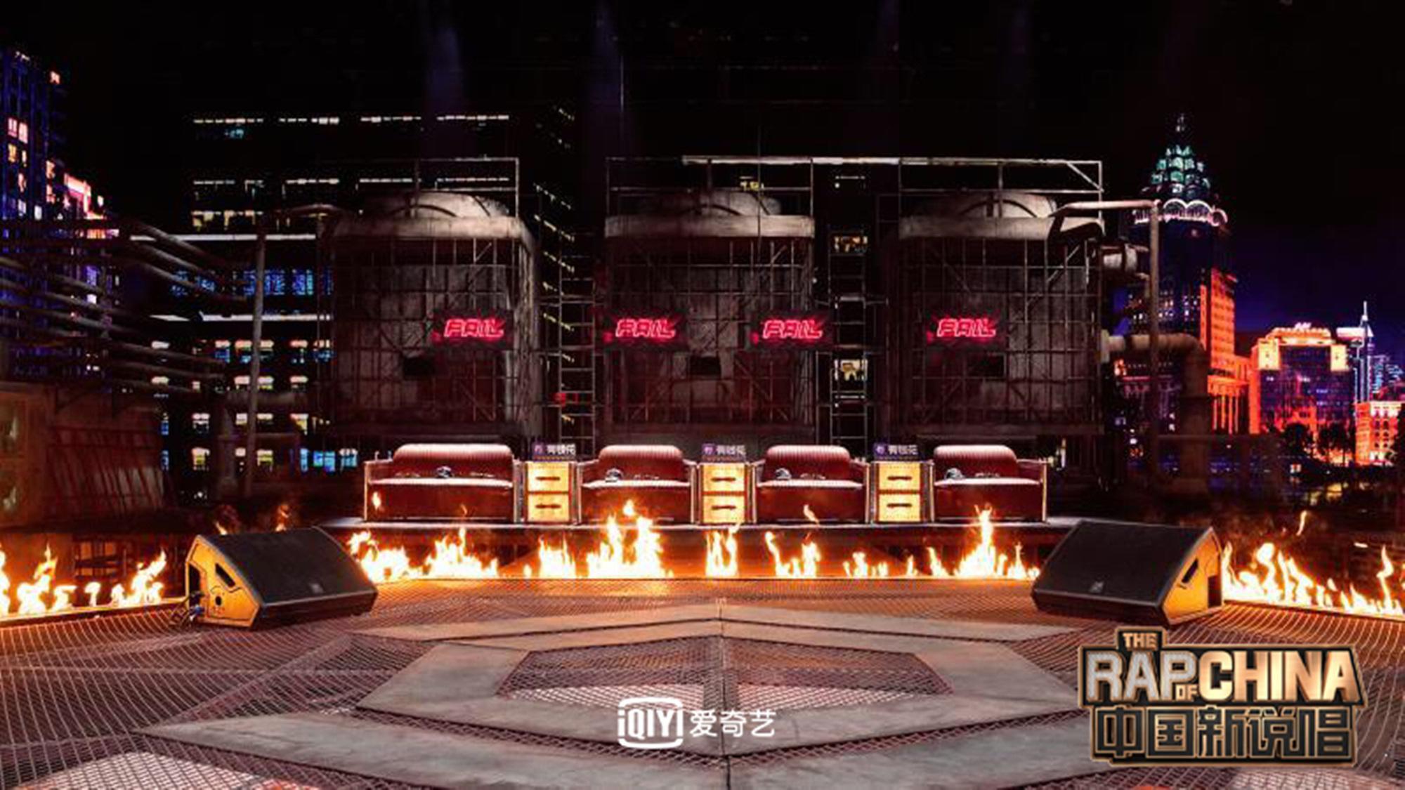 《中国新说唱》2019福克斯携《庆功酒》嗨翻清华大学获零差评口碑