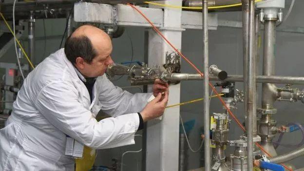 国际原子能机构专家检查伊朗核设施