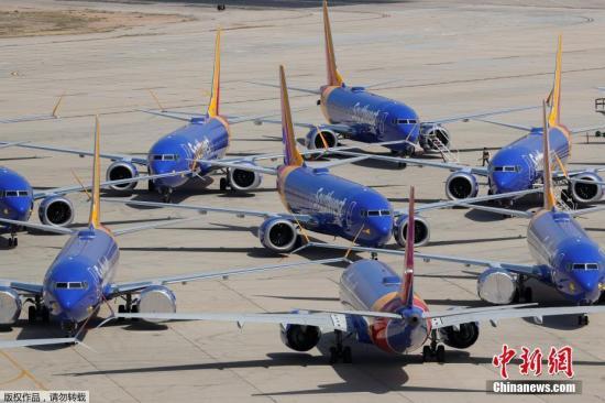 资料图:波音737 MAX