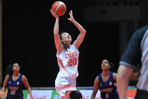 WNBA-山猫队官方宣布裁掉邵婷 将回国备战亚洲杯