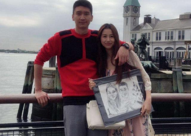 亚洲最强控卫郭艾伦女友,天使脸庞魔鬼身材,身价高达300万