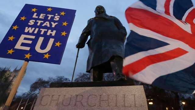 """英国真""""无协议脱欧""""?首相候选人欲放弃""""备选方案"""",金道外汇交易平台"""