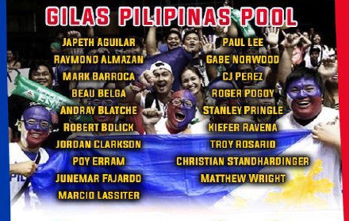 2019男篮世界杯:菲律宾组最强阵容,3人被誉为同位置亚洲第一