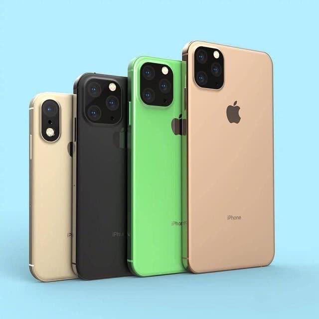 苹果手机_苹果手机3款新iphone,价格过万!你还会一如既往选择吗