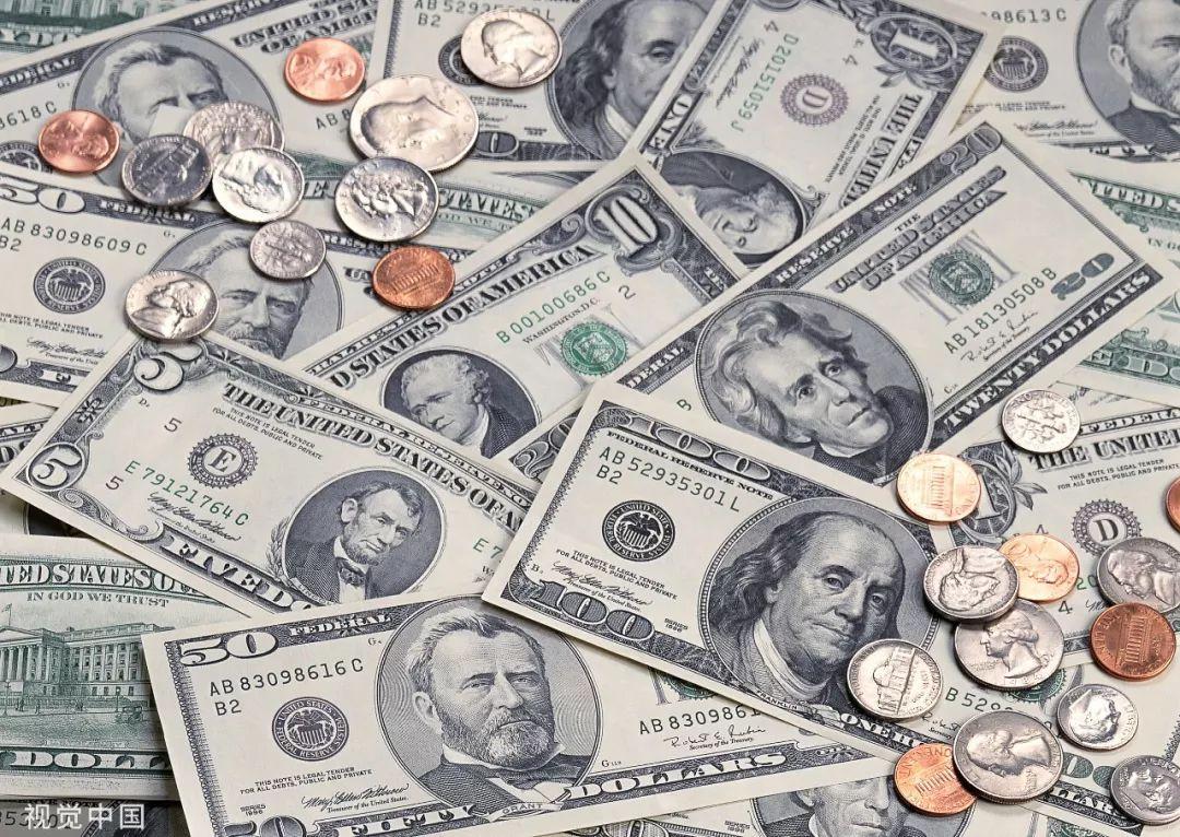 外媒:中国连续3个月减持美债