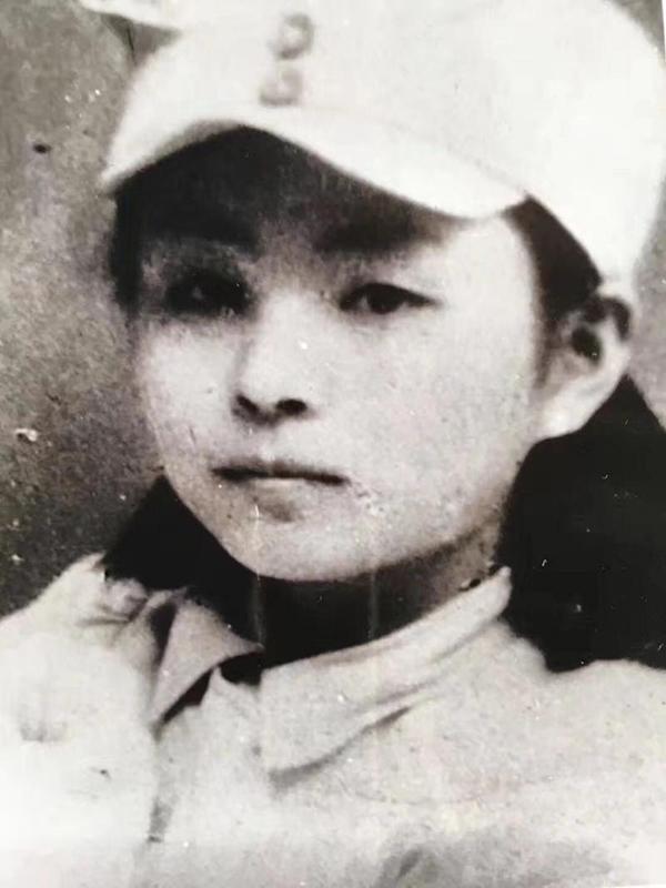 这名日籍女解放军去世 曾参与建