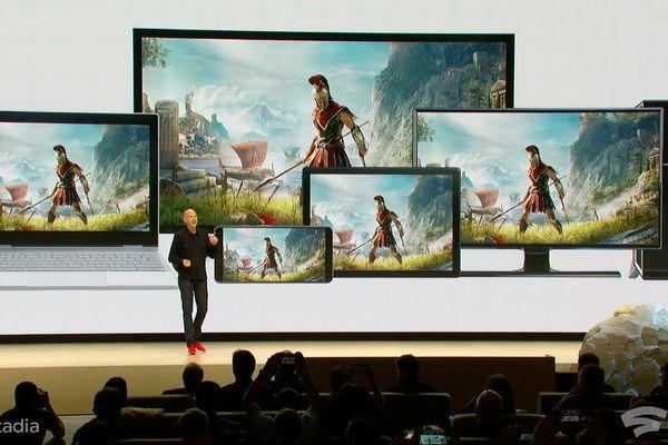 育碧CEO:游戏移植谷歌Stadia的成本并不高
