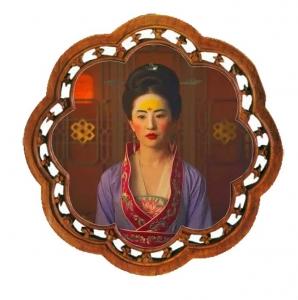 南北朝女子是怎么化妆的?