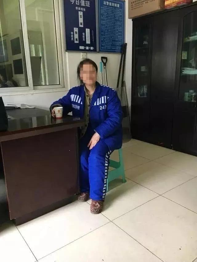 """▲""""发帖告发28次""""女子获刑两年半,法院称非恶势力犯法 图片来源:新京报网"""