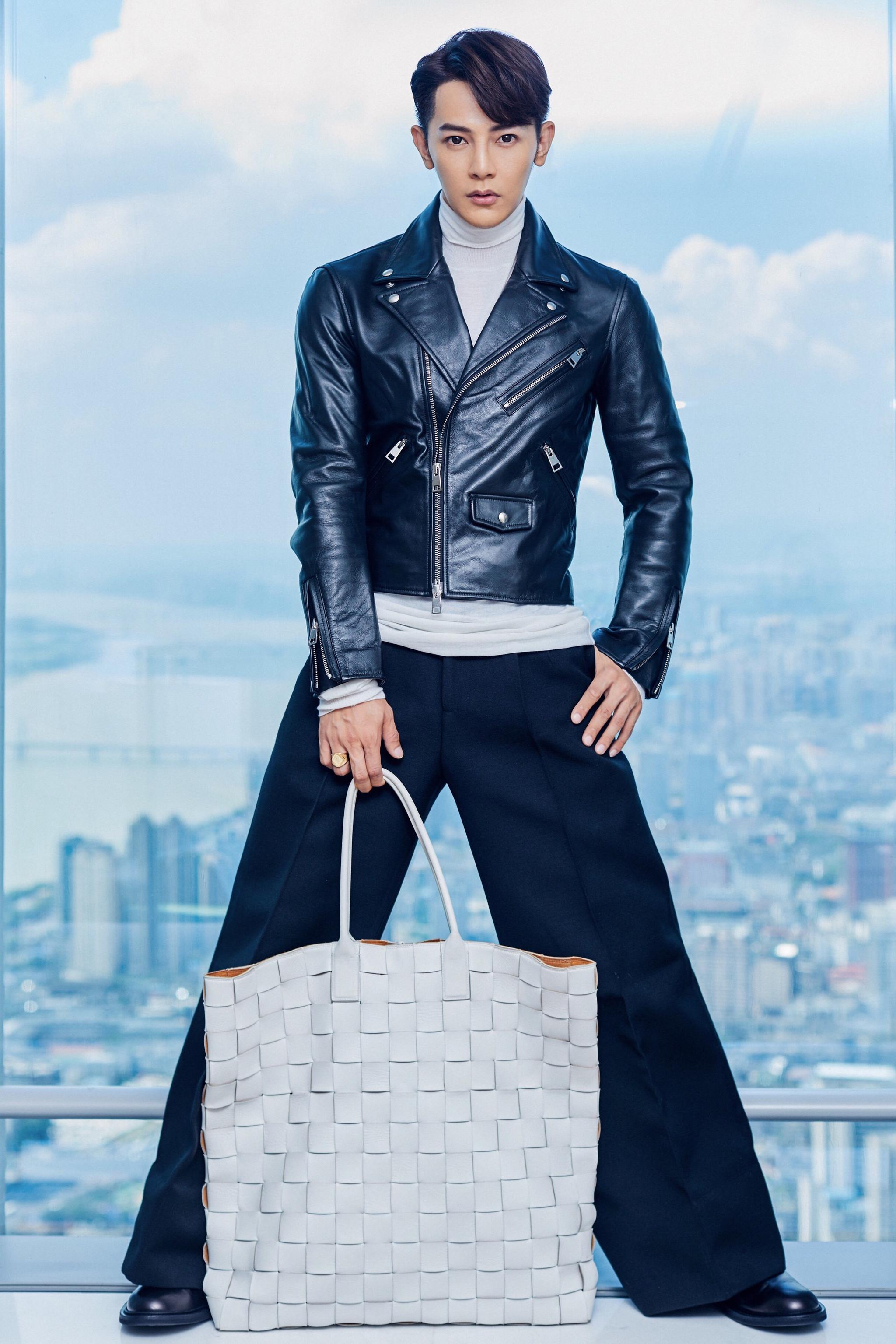 汪东城出席品牌活动 极简风格引领夏季街头潮流穿搭