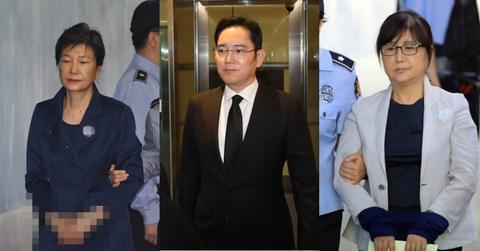 【蜗牛棋牌】决定朴槿惠命运的这起官司 最快8月末作终审判决