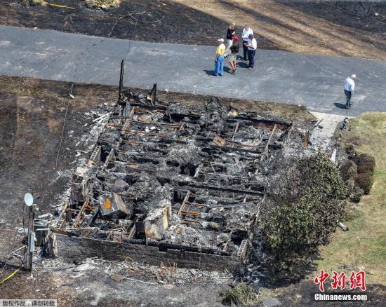 美肯塔基天然氣爆炸致多人傷亡 至少5人下落不明