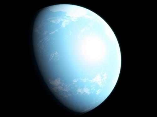 """NASA又发现1颗""""超级地球"""":在宜居带 或有液态水"""