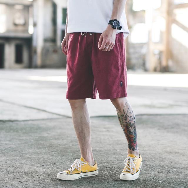 男士休闲裤怎么穿都有型,既考虑舒适感受,又能满足时尚潮流