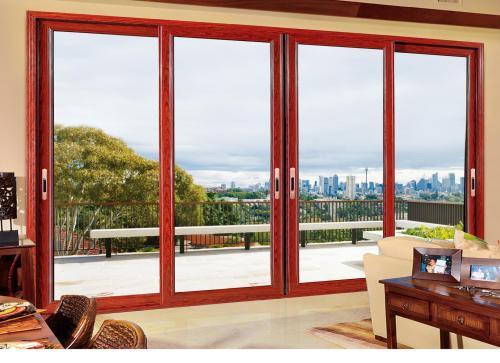 阳台不要装推拉门隔断了,有钱人更潮流这样设计,好看又实用