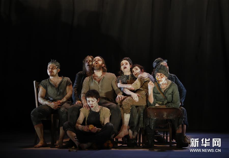 《神秘之河》在愛丁堡國際藝術節上演圖片