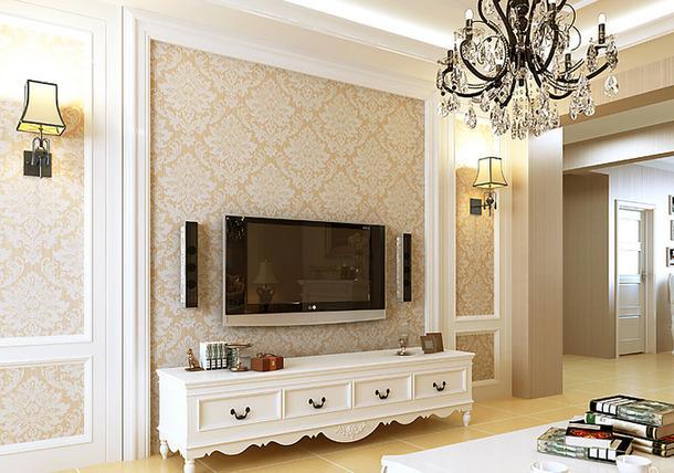 家中装修不要贴墙纸了,年轻人更潮流用这种代替,美观又耐用