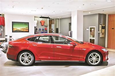 资料图:特斯拉Model S 70D