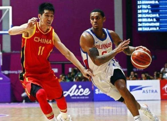 看来中国队击败这个对手是稳了,热身赛菲律宾94-83击败科特迪