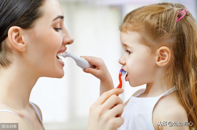 3步教会孩子刷牙,但怎么才能养成自觉刷牙好习惯呢?用这3个方法