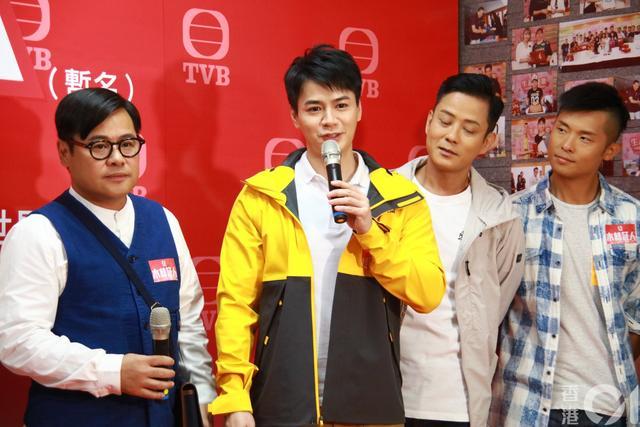 TVB小生时隔三年再拍无线剧 留港跟太太火速造人