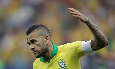 阿尔维斯:我需要坚定目标,希望参加2022年世界杯