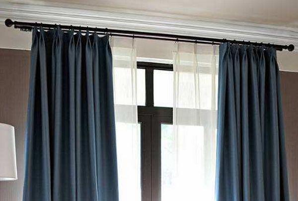 挂窗帘万万不要装罗马杆了,如今更潮流装这种代替,后悔装早了